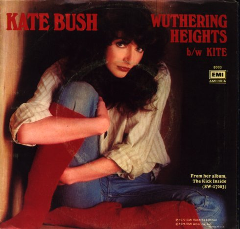 Wuthering Heights di Kate Bush