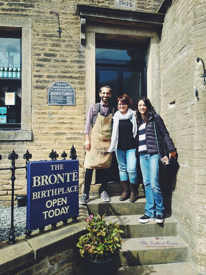 Where were the Brontë sisters born