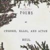 libro di poesie emily Brontë